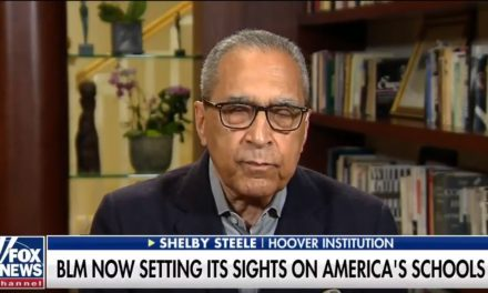 Shelby Steele:  The goal of 'Black Lives Matter' propaganda is to transform the black identity itself into a victim-focused identity.