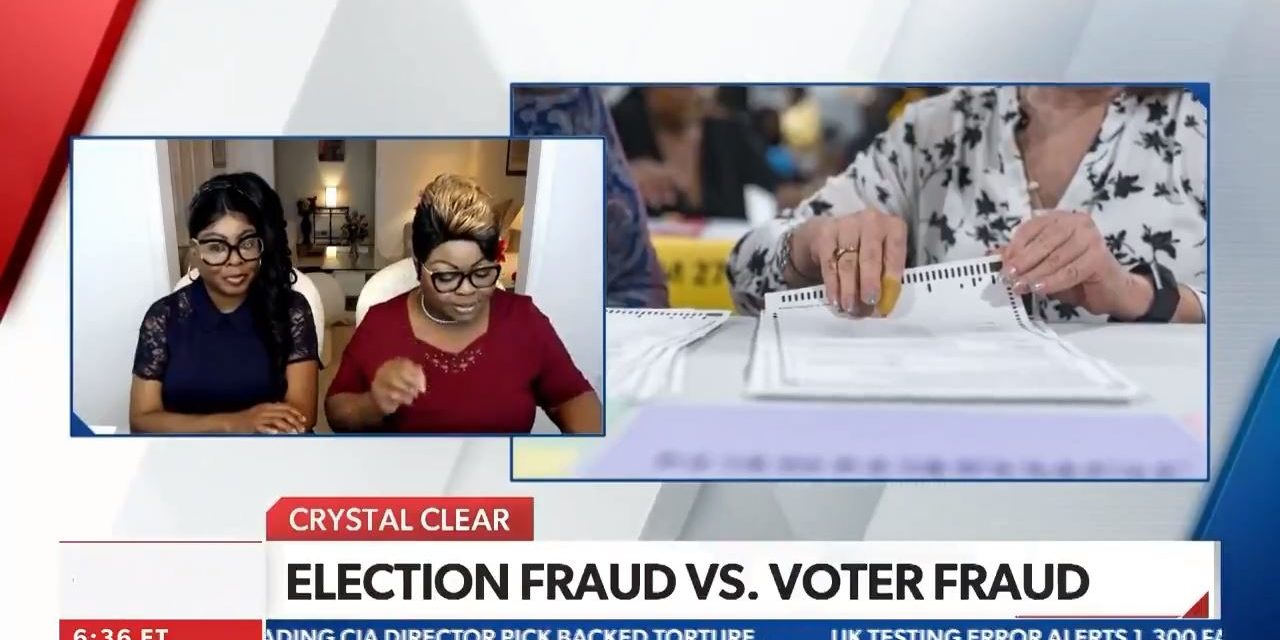 Election Fraud VS Voter Fraud