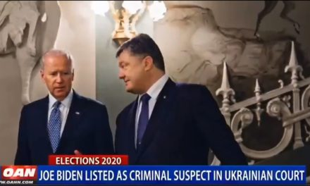 Joe Biden Listed As Criminal Suspect In Ukranian COurt