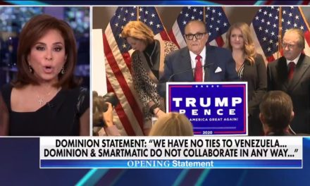 Judge Jeanine Pirro Breaks Down The Current State of The 2020 US election – Part 1