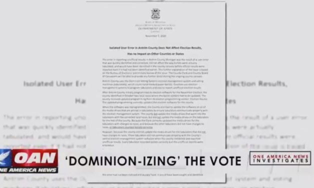 Significant Concerns Raised About Dominion Voting Systems And Software