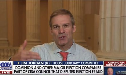 Jim Jordan breaks down the current state of the US election