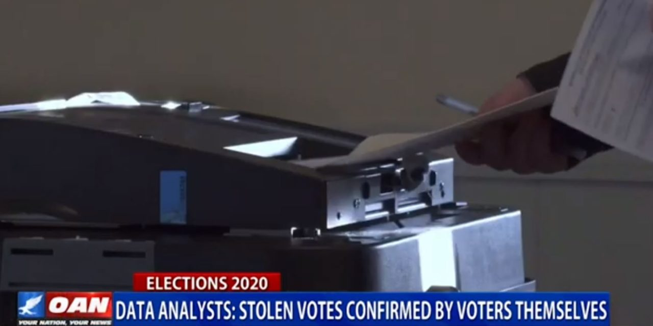 Data Analysts: Stolen Votes Confirmed By Voters Themselves