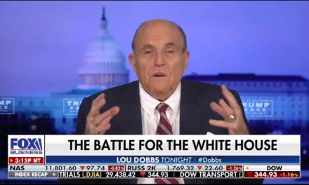 Foreign Election Involvement: Rudy Giuliani says votes in 28 states were sent to Germany and Spain to be counted by Smartmatic
