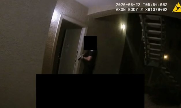 Phoenix police bodycam footage shows the shooting of Ryan Whitaker and the aftermath